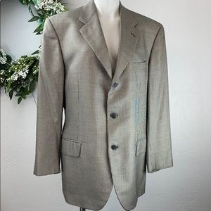 Faconnable Tailleur Houndstooth blazer, Italy